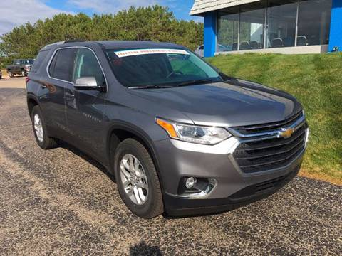 2018 Chevrolet Traverse for sale in Manistee, MI