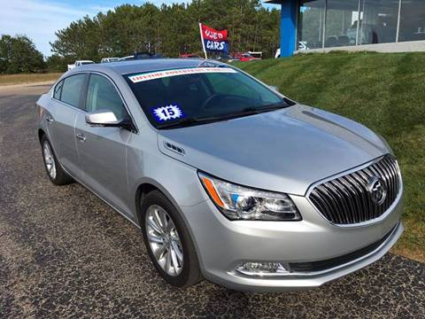 2015 Buick LaCrosse for sale in Manistee, MI