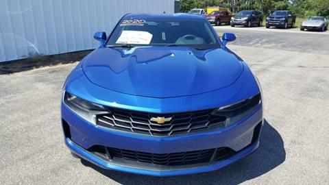 2020 Chevrolet Camaro for sale in Manistee, MI