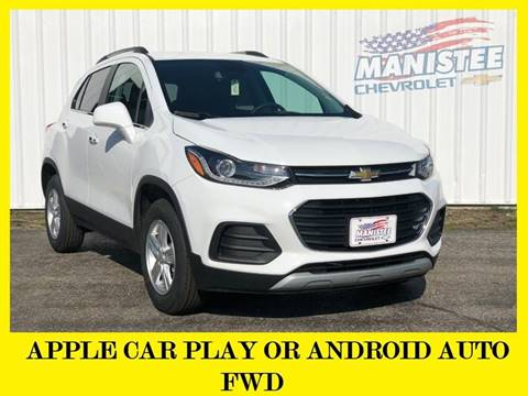 2020 Chevrolet Trax for sale in Manistee, MI