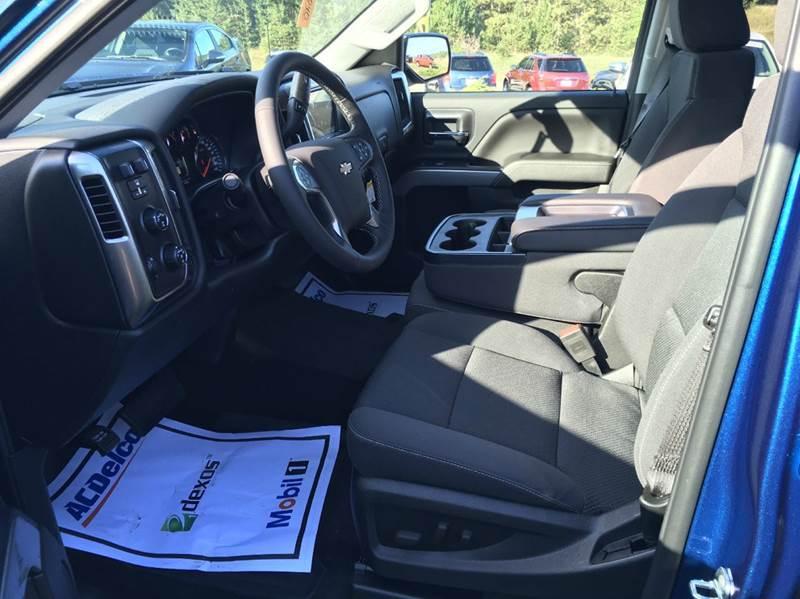 2017 Chevrolet Silverado 1500 LT 4x4 4dr Double Cab 6.5 ft. SB w/Z71 - Manistee MI
