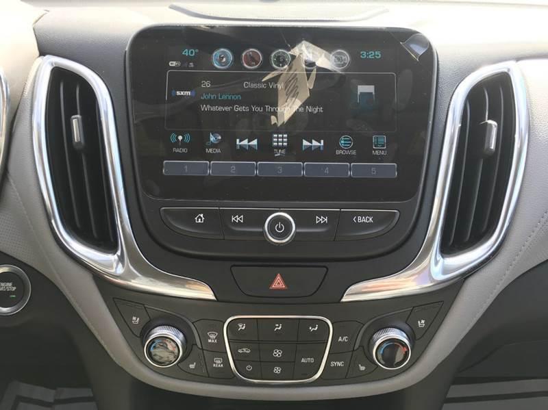 2018 Chevrolet Equinox 4x4 LT 4dr SUV - Manistee MI