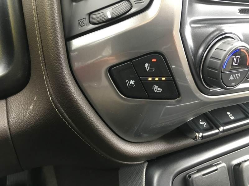 2017 Chevrolet Silverado 2500HD 4x4 LTZ 4dr Double Cab SB - Manistee MI