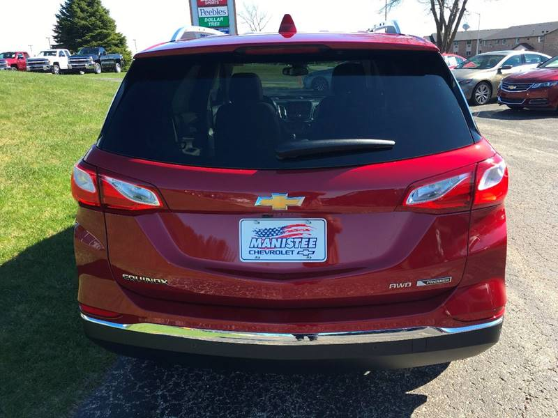 2018 Chevrolet Equinox 4x4 Premier 4dr SUV - Manistee MI