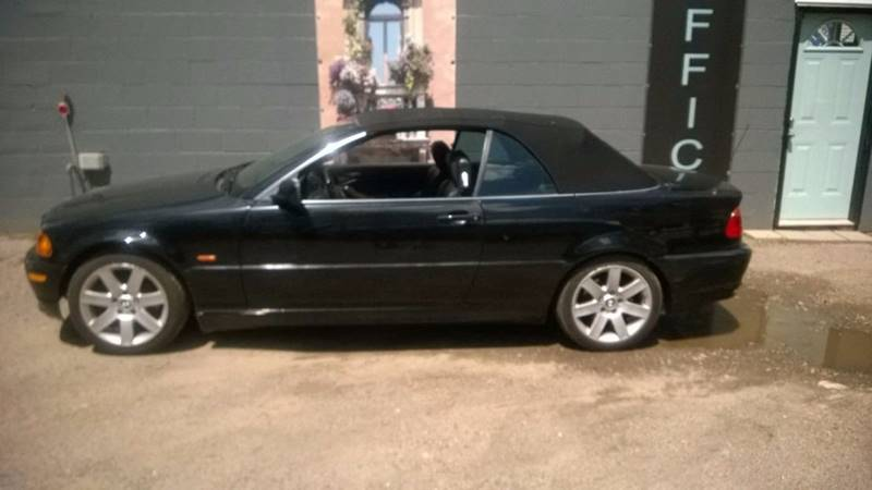 2000 Bmw 3 Series 323Ci 2dr Convertible In Worcester MA  LJ