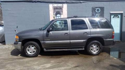 2002 GMC Yukon for sale in Worcester, MA