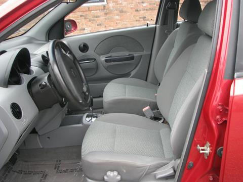2005 Chevrolet Aveo for sale in Ambridge, PA