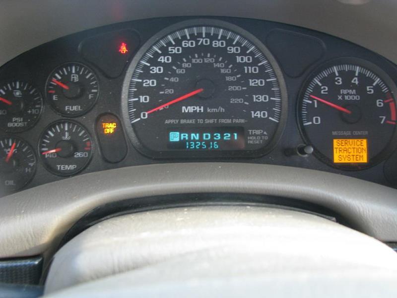 2004 Chevrolet Impala for sale at Ombres Auto Sales in Ambridge PA