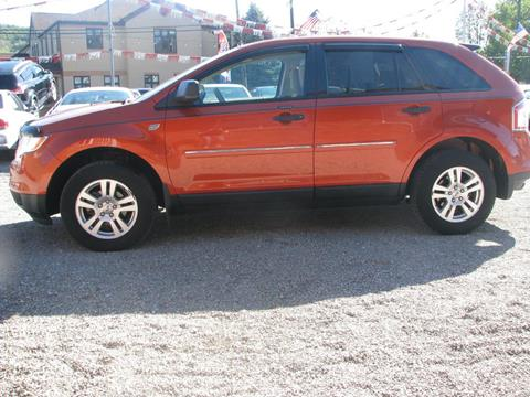 2007 Ford Edge for sale at Ombres Auto Sales in Ambridge PA