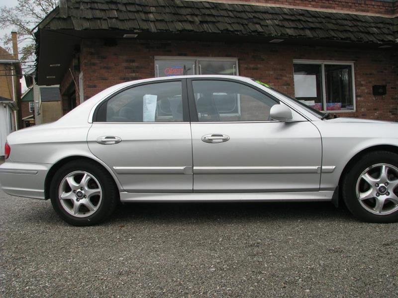 2005 Hyundai Sonata for sale at Ombres Auto Sales in Ambridge PA