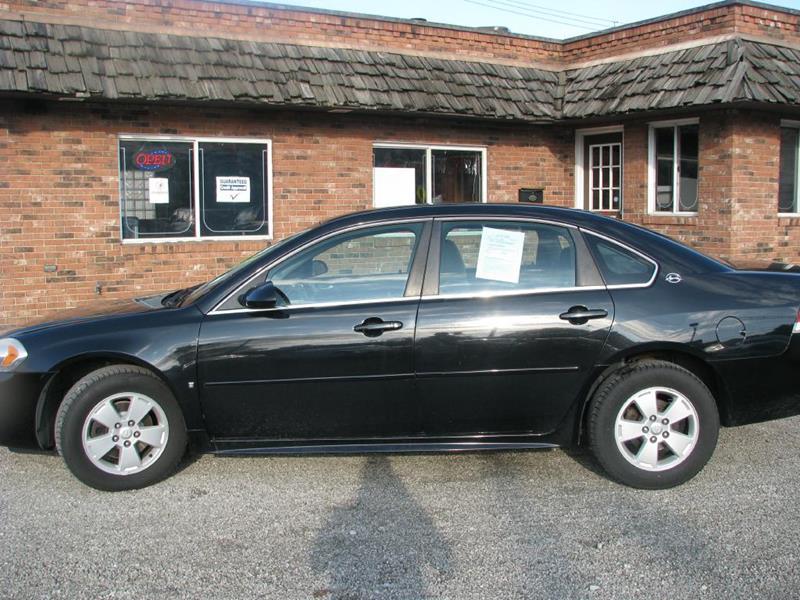 2009 Chevrolet Impala for sale at Ombres Auto Sales in Ambridge PA
