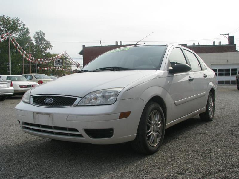 2007 Ford Focus for sale at Ombres Auto Sales in Ambridge PA