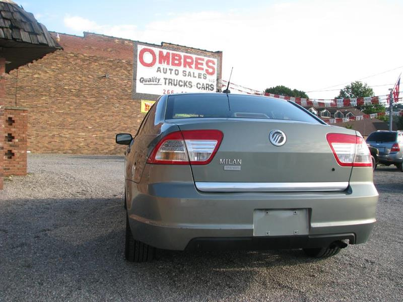 2008 Mercury Milan for sale at Ombres Auto Sales in Ambridge PA