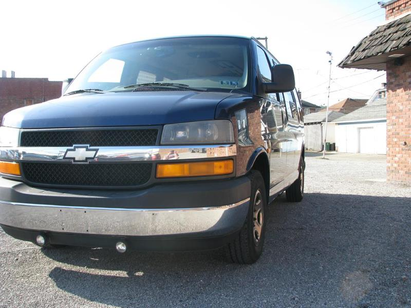 2003 Chevrolet G1500 for sale at Ombres Auto Sales in Ambridge PA