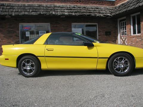 1998 Chevrolet Camaro for sale at Ombres Auto Sales in Ambridge PA