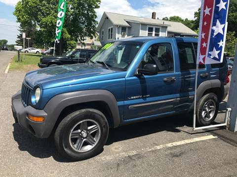 2003 Jeep Liberty for sale in Naugatuck, CT