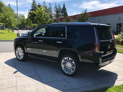 2015 Cadillac Escalade for sale at Auto Emporium in San Jose CA