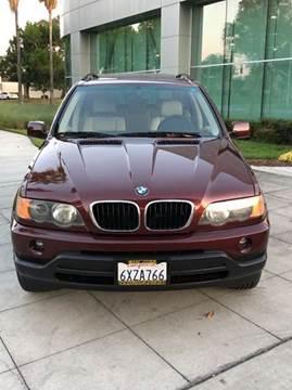 2001 BMW X5 for sale at Auto Emporium in San Jose CA
