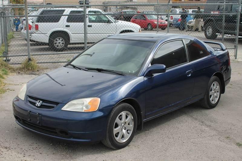 2003 Honda Civic EX 2dr Coupe   Las Vegas NV