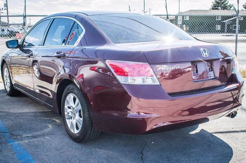 2010 Honda Accord LX P 4dr Sedan 5A   Las Vegas NV