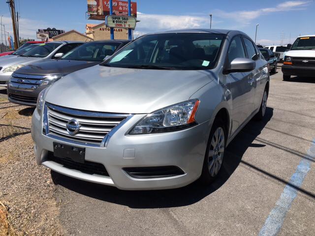 2014 Nissan Sentra SV 4dr Sedan - Las Vegas NV