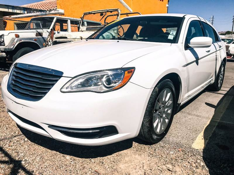 2013 Chrysler 200 LX 4dr Sedan - Las Vegas NV