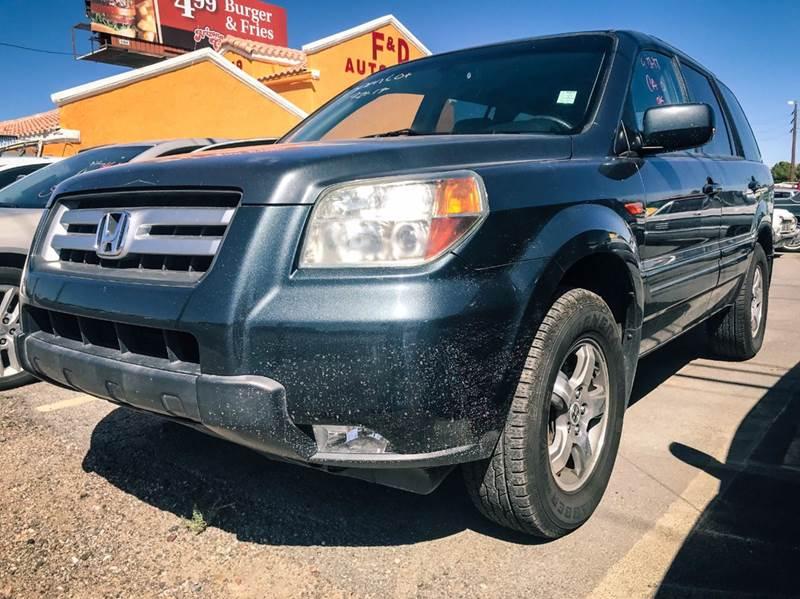 2006 Honda Pilot EX-L w/DVD 4dr SUV 4WD - Las Vegas NV