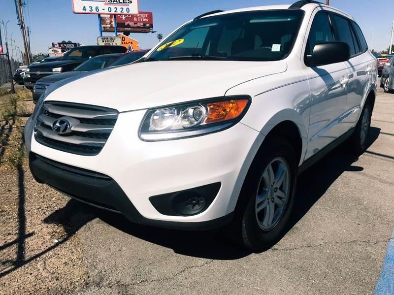 2012 Hyundai Santa Fe GLS 4dr SUV 6A - Las Vegas NV