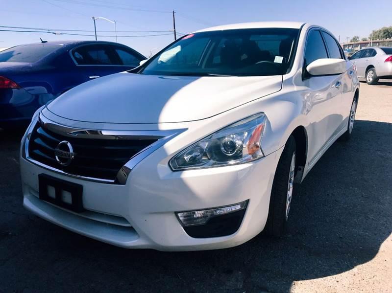 2015 Nissan Altima 2.5 S 4dr Sedan - Las Vegas NV