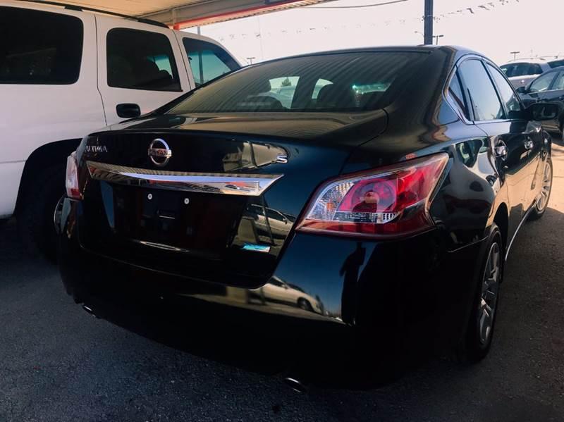 2013 Nissan Altima 2.5 S 4dr Sedan - Las Vegas NV