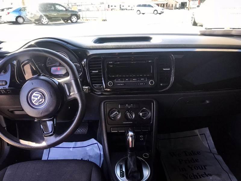 2014 Volkswagen Beetle 1.8T Entry PZEV 2dr Coupe 6A - Las Vegas NV