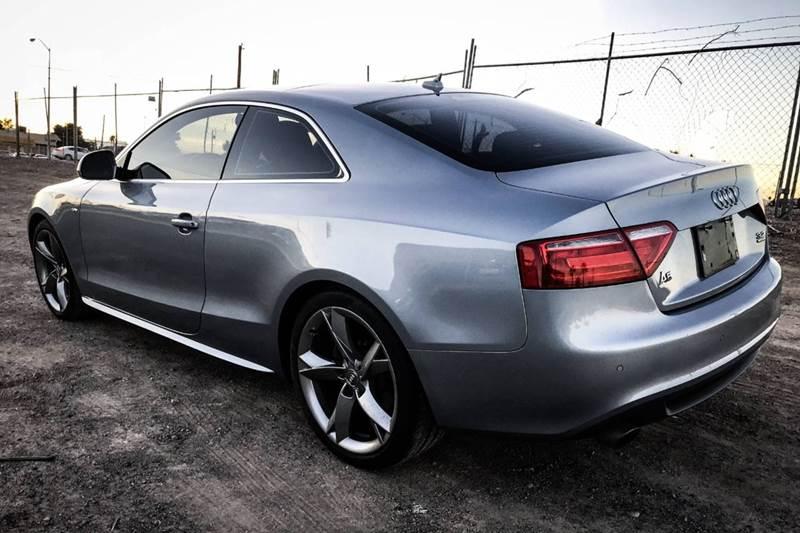 2009 Audi A5 AWD quattro 2dr Coupe 6A - Las Vegas NV