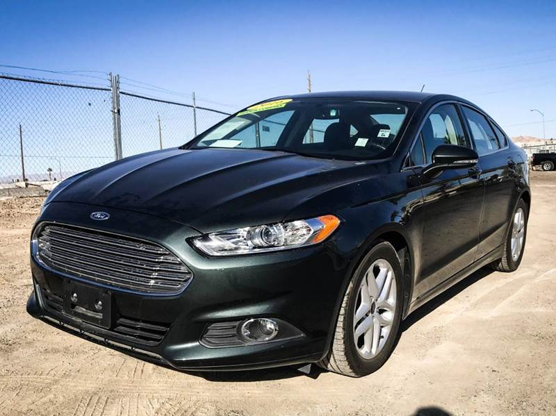 2016 Ford Fusion SE 4dr Sedan - Las Vegas NV
