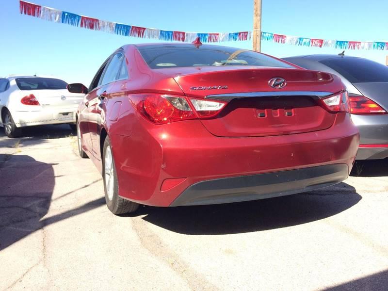 2013 Hyundai Sonata Limited 4dr Sedan - Las Vegas NV