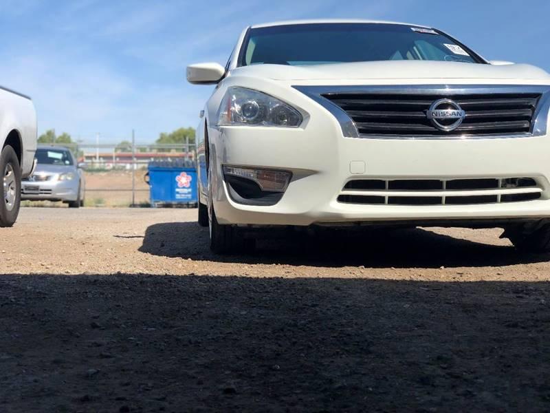 2014 Nissan Altima 2.5 S 4dr Sedan - Las Vegas NV