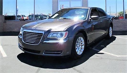 2014 Chrysler 300 4dr Sedan - Las Vegas NV