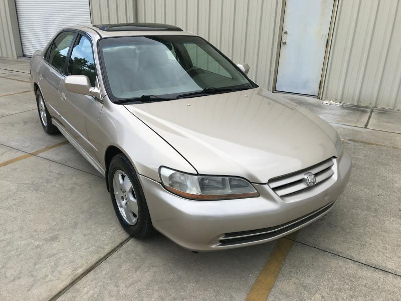 2001 Honda Accord EX V6 4dr Sedan - Saint Augustine FL