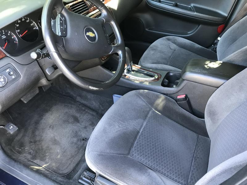 2010 Chevrolet Impala LT 4dr Sedan - Saint Augustine FL