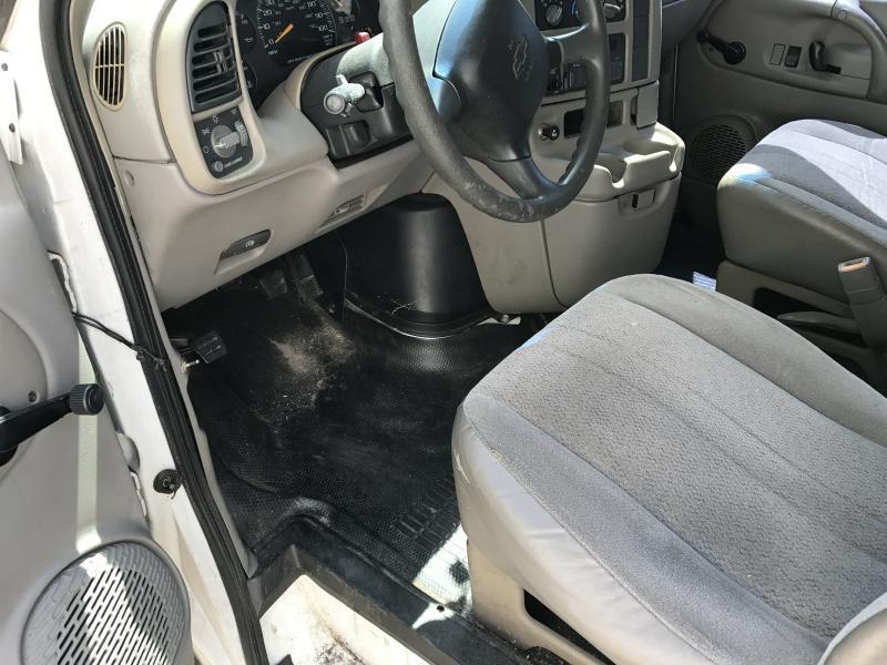 2001 Chevrolet Astro Cargo RWD 3dr Extended Cargo Mini-Van - Saint Augustine FL