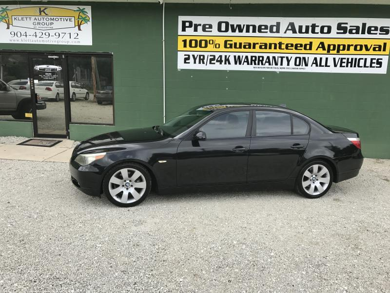 2006 BMW 5 Series 530i 4dr Sedan - Saint Augustine FL