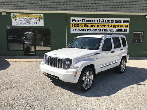 2012 Jeep Liberty for sale in Saint Augustine, FL