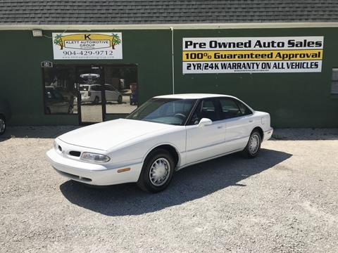 1998 Oldsmobile Eighty-Eight for sale in Saint Augustine, FL
