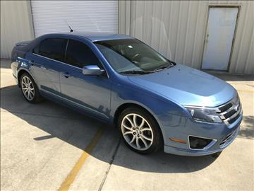 2010 Ford Fusion for sale in Saint Augustine, FL