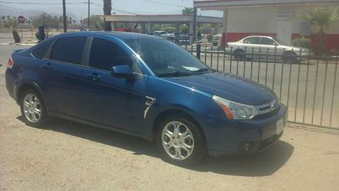2008 Ford Focus for sale at Salas Auto Group in Indio CA