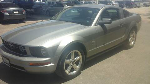 2008 Ford Mustang for sale at Salas Auto Group in Indio CA
