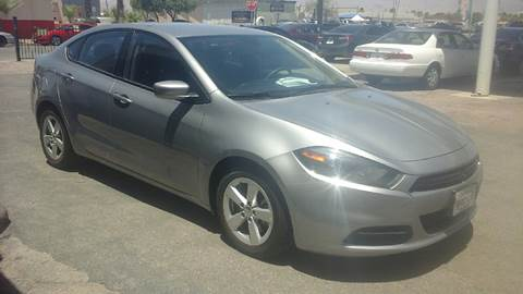 2015 Dodge Dart for sale at Salas Auto Group in Indio CA
