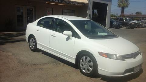 2008 Honda Civic for sale at Salas Auto Group in Indio CA