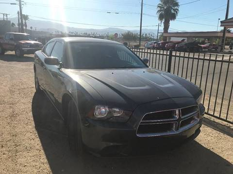 2013 Dodge Charger for sale at Salas Auto Group in Indio CA