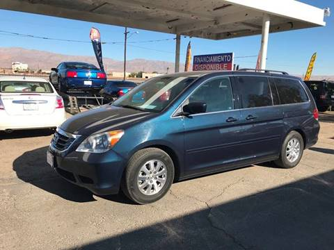 2010 Honda Odyssey for sale at Salas Auto Group in Indio CA