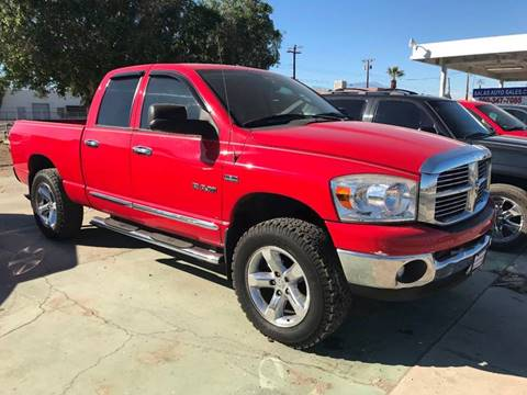 2008 Dodge Ram Pickup 1500 for sale at Salas Auto Group in Indio CA